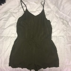 Old navy short romper!